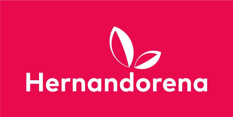 Marca para la empresa Hernandorena (vivero de frurtales)